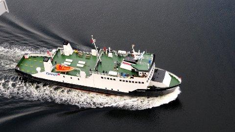 Fjord 1 har lagt bak seg sin første sesong med turistferje på Lysefjorden. MF «Tustna» har fraktet turistene.