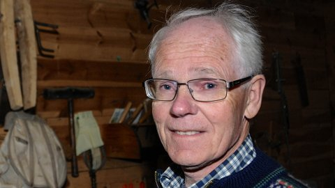 FØLER SEG HJEMME: Fridtjov Thorsen Norland føler seg hjemme i Strand kommune, men savner likevel å være en del av Forsand kommune.