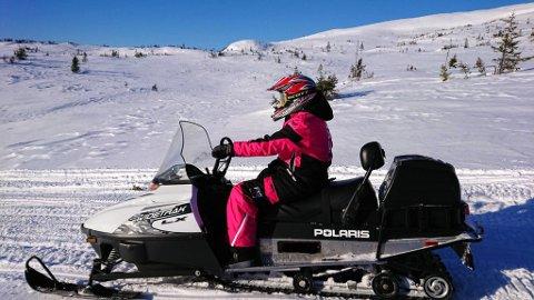 NEGATIV: Kommunedirektøren ønsker ikke at det jobbes videre med rekreasjonsløyper for snøskuter ved Holden.