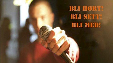 BLI MED I UKS: Det søkes etter seks engasjerte ungdommer i Svelvik.