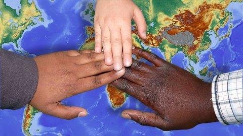 Fargefest: Svelvik kulturskole vil vise fram mangfoldet i byen under Fargefest.