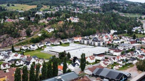 Adax-bygget i sentrum ble diskutert skikkelig på nettet nylig. Nå røper Lars Gunnar Otterlei planer for området.