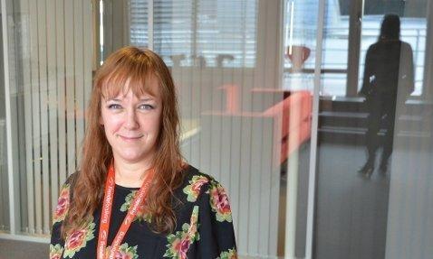 Heidi Tofterå Slettemoen er kommunikasjonsansvarlig i Frende forsikring.  Foto: Frende/ANB