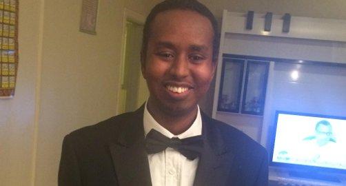 SAVNET: Det har gått to uker siden 16 år gamle Abdulkadri Ali Hassan forsvant.