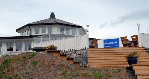 Restauranten Himmel og hav i Portør er lagt ut for salg - igjen.