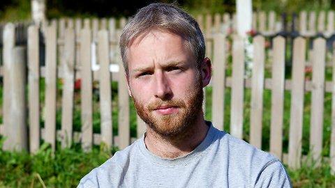 Andreas Nørstrud var med i Farmen i 2012. (TV 2)