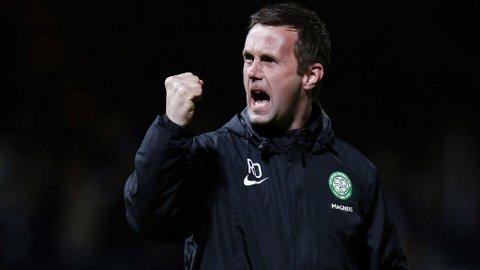 Ronny Deila sjarmerte Celtic-fansen i et liveintervju søndag.