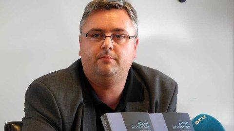 TERROREKSPERT: Kjetil Stormark er frilansjournalist og forfatter. De siste årene har han tilegnet seg betydelig kunnskap om blant annet terrorisme, ekstremisme, forsvars- og sikkerhetspolitikk. FOTO: Trond Lepperød Mediehuset Nettavisen