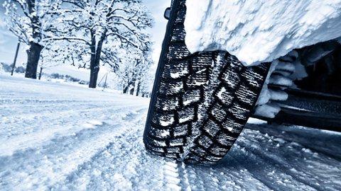 Det er veldig snart tid for vinterdekk. Vi gir deg svaret på hvilke som er best. Illustrasjonsbilde.