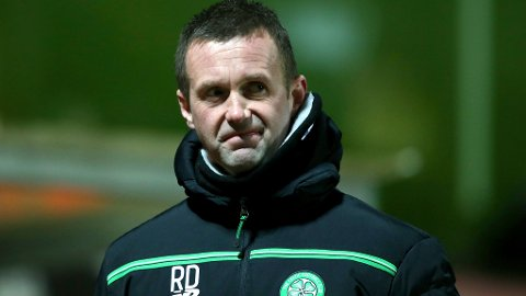 Celtic-manager Ronny Deila.