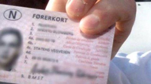 Norges tilpasser seg EUs førerkortdirektiv, dermed blir det nytt regelverk om krav til helse for å kunne ha førerkort. Foto: oa.no/Amedia.