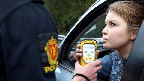 Å bli tatt i kontroll dagen derpå er ingen god opplevelse. Foto: Gorm Kallestad, NTB scanpix/ANB