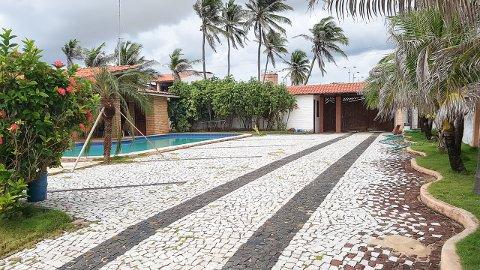 EIENDOMMEN: Dette er eiendommen i Brasil som partene har kranglet om i flere år og i flere rettssaler. Nå blir det enda en ny runde i retten.