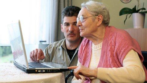 Mange opplever å bli svindlet av et familiemedlem. Foto: Istock/ANB