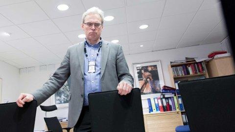 BEKYMRET: Namsfogden i Oslo er bekymret for den kraftige økningen i antall småkrav. Foto: Paul Weaver (Nettavisen)