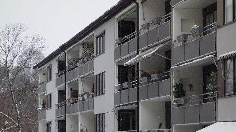 Ti prosent av dem som bor i borettslag, mangler innboforsikring. Foto: If/ANB