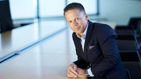INDIVIDUELL PRISING: Også i Handelsbanken varierer rentene fra kunde til kunde, fordi banken bruker såkalt individuell prising, opplyser kommunikasjonsdirektør Lars N. Sæthre. FOTO: Handelsbanken