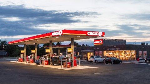 ENDRET PRIS: Circle K endret prisstrategi i slutten av november i fjor og resten av kjedene fulgte med. Foto: Fotograf Johnny Syversen/Circle K Norge AS