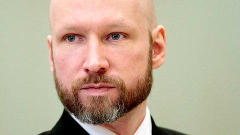 Dersom massedrapsdømte Anders Behring Breivikvinner mot Norge i Strasbourg torsdag, kan staten anke saken inn for storkammerbehandling. (NTB scanpix)