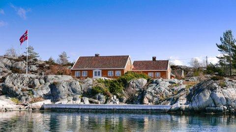 SOLGT: Eiendomsmilliardær Jonas Ramm har kjøpt en 17 mål stor strandeiendom på Stutsholmen i Kragerø for 29,9 millioner kroner