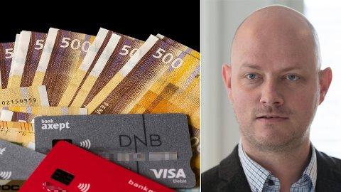 MOTSTANDEN VOKSER: Stadig flere nordmenn mener at avgiftene enten er for høye, eller altfor høye. Foto: NTB Scanpix/Nettavisen