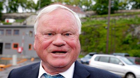 DESIDERT RIKEST: Jo da, det er ingen tvil, John Fredriksen er god for godt over 100 milliarder kroner, ifølge bladet Kapital. Foto: Håkon Mosvold Larsen (NTB scanpix)