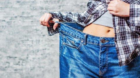 Hvor blir det av fettet når vi slanker oss? Svaret på det vil trolig overraske mange. Foto: Getty Images