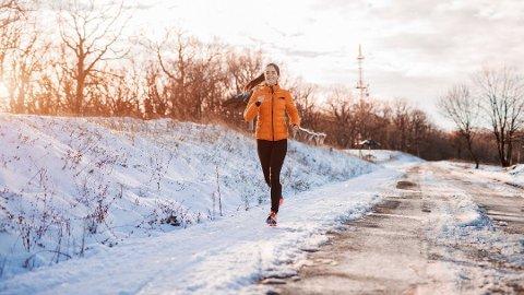 ET SPREKERE 2020: Etter to uker med god mat, julegodt og late dager, ønsker mange å komme i gang med treningen. Foto:Getty Images