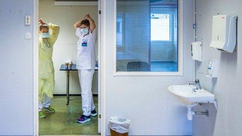 Ansatte ved  Ullevål sykehus får nå bedre betalt. Foto: Ole Berg-rusten (NTB scanpix)