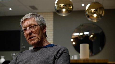 IKKE NÅDIG: Erik Nord er professor emeritus i helseøkonomi og tidligere FHI-forsker ved Nasjonalt folkehelseinstitutt. Foto: Trond Lepperød (Nettavisen)