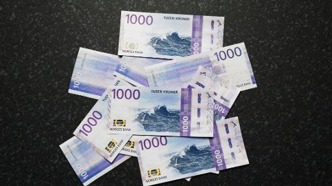 LOVFORSLAG: LO har sendt et lovforslag til regjeringen som skal sikre at folks feriepenger skal skilles fra bedriftenes økonomi. Foto: Ole Berg-Rusten (NTB Scanpix)