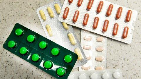 UTFORDRINGER: Skiens innbyggere virker å ha helseutfordringer, og bruken av legemidler er betydelig.