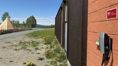Røros Hotell er blant dem som opplever at mange spør om muligheten for lading ved reservasjon. Foto: Røros Hotell