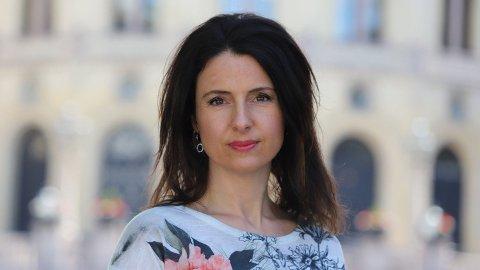 GALSKAP: Jenny Klinge i Senterpartiet mener det er galskap om Norsk vegansamfunn skal få statsstøtte på lik linje med en kirke.Foto: Ragne B. Lysaker, Senterpartiet