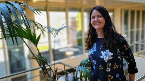 LEDER PROSJEKTET: Førsteamanuensis Mona Sæbø leder prosjektet