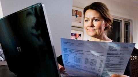 PRISSJOKK NÅ: Det er to år siden strømprisen var like høy som nå. Prisen økte med 63 prosent på én dag.  Foto: Hafslund