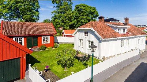 SJARM: En Oslo-kvinne vant budrunden på den spesielle eiendommen på øya.
