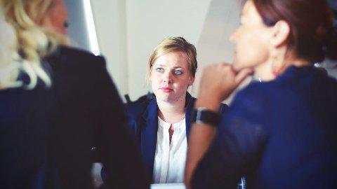 STILL SPØRSMÅL: Skal du søke jobb er det en rekke ting du bør spørre arbeidsgiveren om.