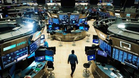 INGEN JUBEL: Skal vi tro JP Morgans spådommer kan mange fondssparere forvente lavere avkastning i årene som kommer enn årene som har vært.