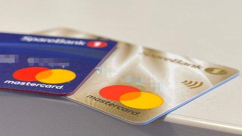 BEGRENSNINGER: Nå sperrer Sparebank 1 muligheten for å blant annet kjøpe bitcoin med kredittkortet.