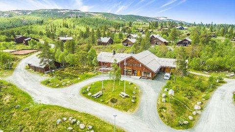 IKKE SOLGT:  Hallbjønn Høyfjellsenter AS ligger fremdeles ute for salg.