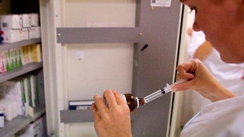 Bedre: De nye mattekravene skal gi bedre håndtering av medisiner. Foto: Tore Meek, NTB scanpix/ANB
