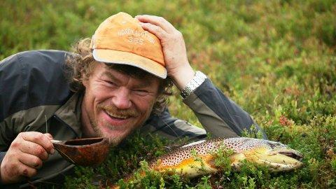 PÅ TUR: Lars Monsen er for tiden på tur med hele Norge på slep. Blir du inspirert?