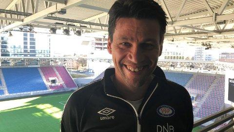 TIL VIF: Kenneth Dokken. Foto: Vålerenga fotball