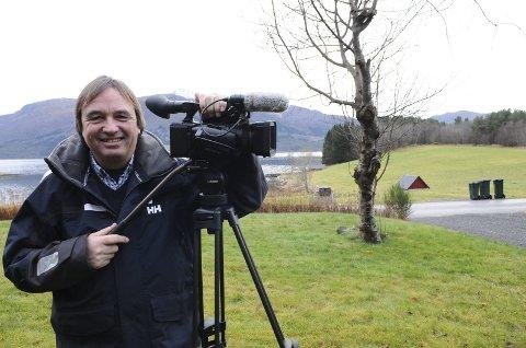 TKTV og redaktør Svein Junge satser nå i begge trøndelagsfylkene. – Fra i dag av sender vi både hos RiksTV og Canal Digital i hele Midt-Norge, sier Junge.
