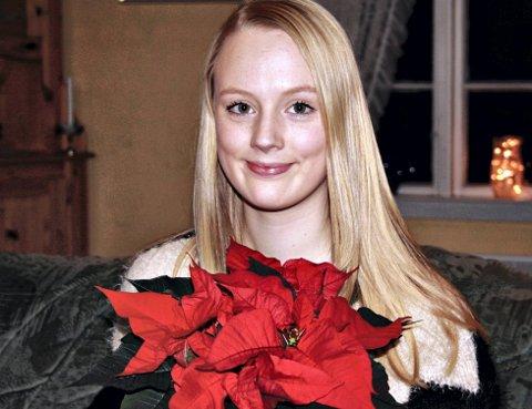 Initiativrik: Marit Skarset får TKs julestjerne fordi hun frivillig stiller opp for ulike lag og organisasjoner.