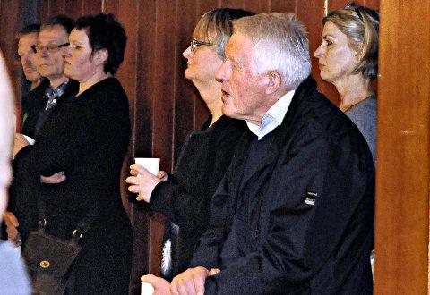 Tidligere styreleder John Harry Kvalshaug var en av dem som måtte stå under Lundteigen-showet i bystyresalen mandag. Han ser ikke bort ifra at det blir en Oslo-tur om ikke lenge.