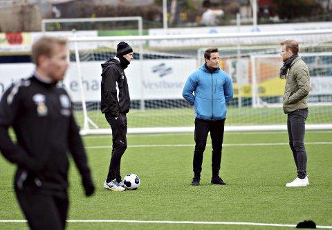Det er uklart når Pål Erik Ulvestad, Jonas Rønningen og Dan Peter Ulvestad kan spille fotball igjen.