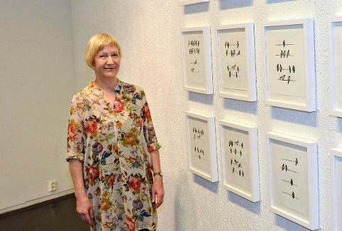 Annelene Haftorn kan glede seg over 35.000 kroner fra Per Jøltings legat. (Arkivfoto)