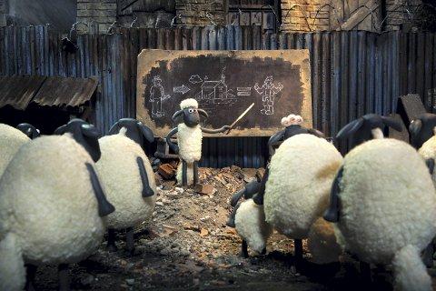 Animasjon: «Sauen Shaun» er en ny fantastisk film fra Aardman Animations.